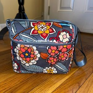 NWT Vera Bradley Stay Cooler Insulated Lunch Bag